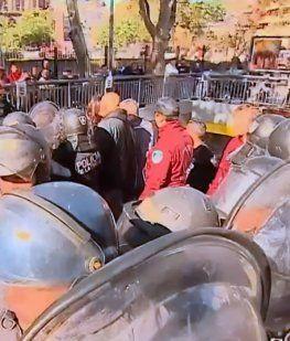 La Justicia indagará a los 16 metrodelegados detenidos y luego los liberará