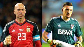 Se lesionó Romero: ¿quién tiene que ser el arquero titular en el Mundial?
