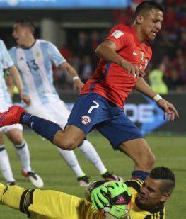 Romero se lesionó y está afuera al Mundial