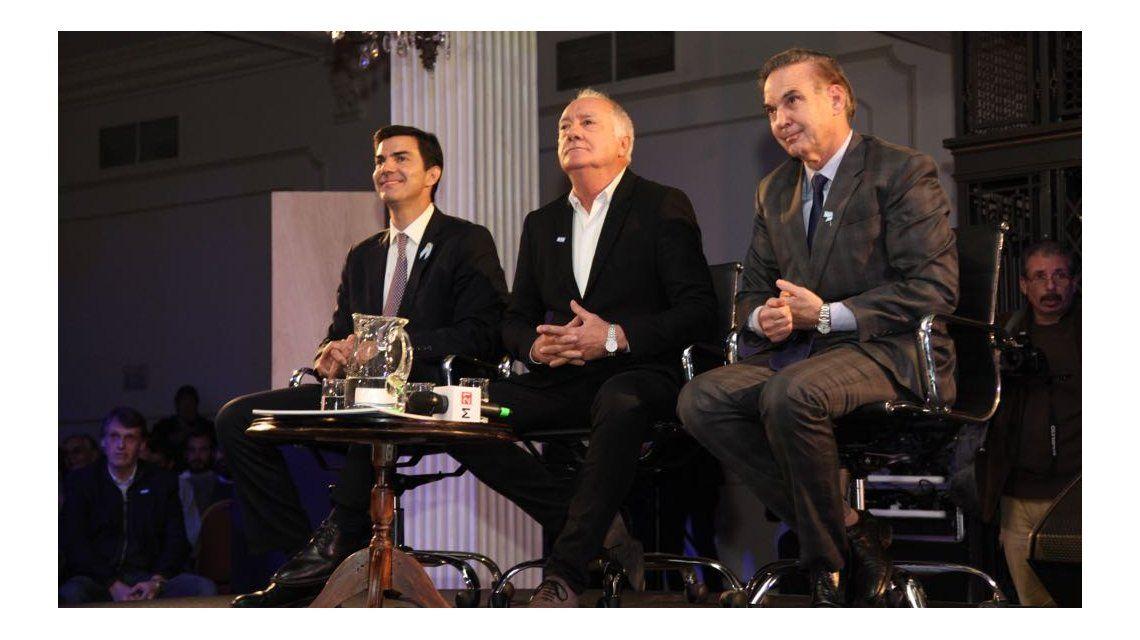 Urtubey: Tenemos la enorme responsabilidad de construir ese futuro posible en la Argentina