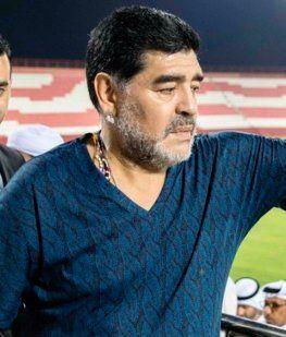 No le tiene fe: Maradona, durísimo y sin filtro contra Sampaoli