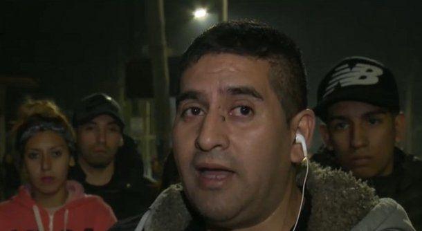 Gabriel Orona, hermano de Oscar, el motochorro que murió tras robarle el celular a una modelo.