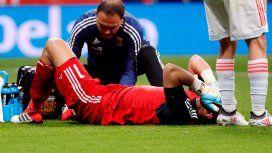 Operaron a Sergio Romero: ¿cuánto durará su recuperación?