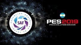 Anunciaron la Superliga Argentina en el PES 2019