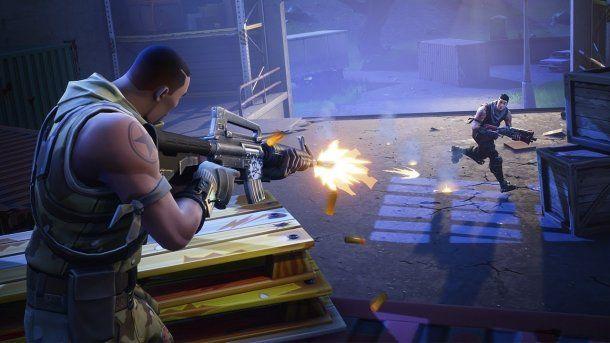 Fortnite, el videojuego del momento