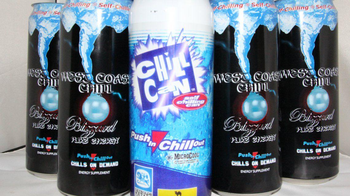 Chill-Can se llama el producto