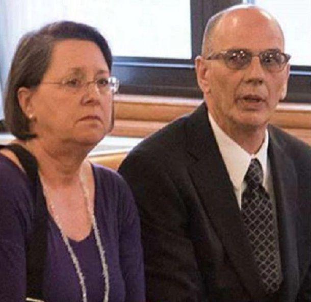 Christina y Mark Rotondo