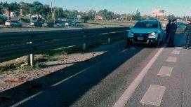 Panamericana: un conductor atropelló y mató a un hombre que bajó de su auto por un desperfecto