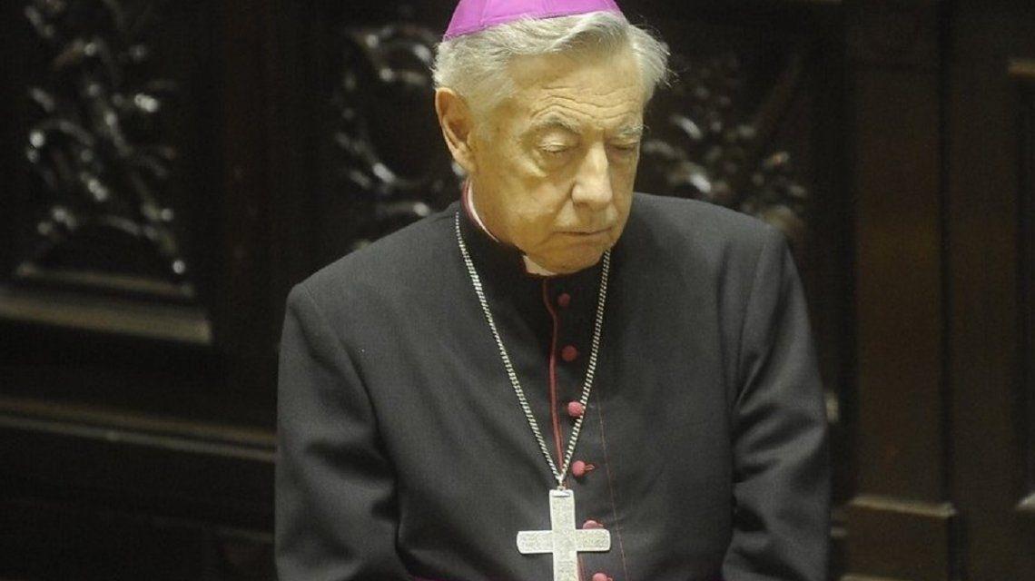 Monseñor Aguer presentó su renuncia