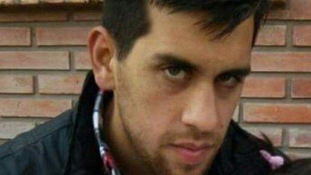 Héctor Abel Gómez, sospechoso de haber violado y matado a la odontóloga
