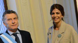 Macri y Awada en el Tedeum de 2017