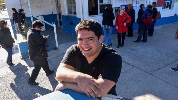 Devolvió $230 mil que encontró en la calle - Crédito: lmneuquen.com/Agustín Martínez