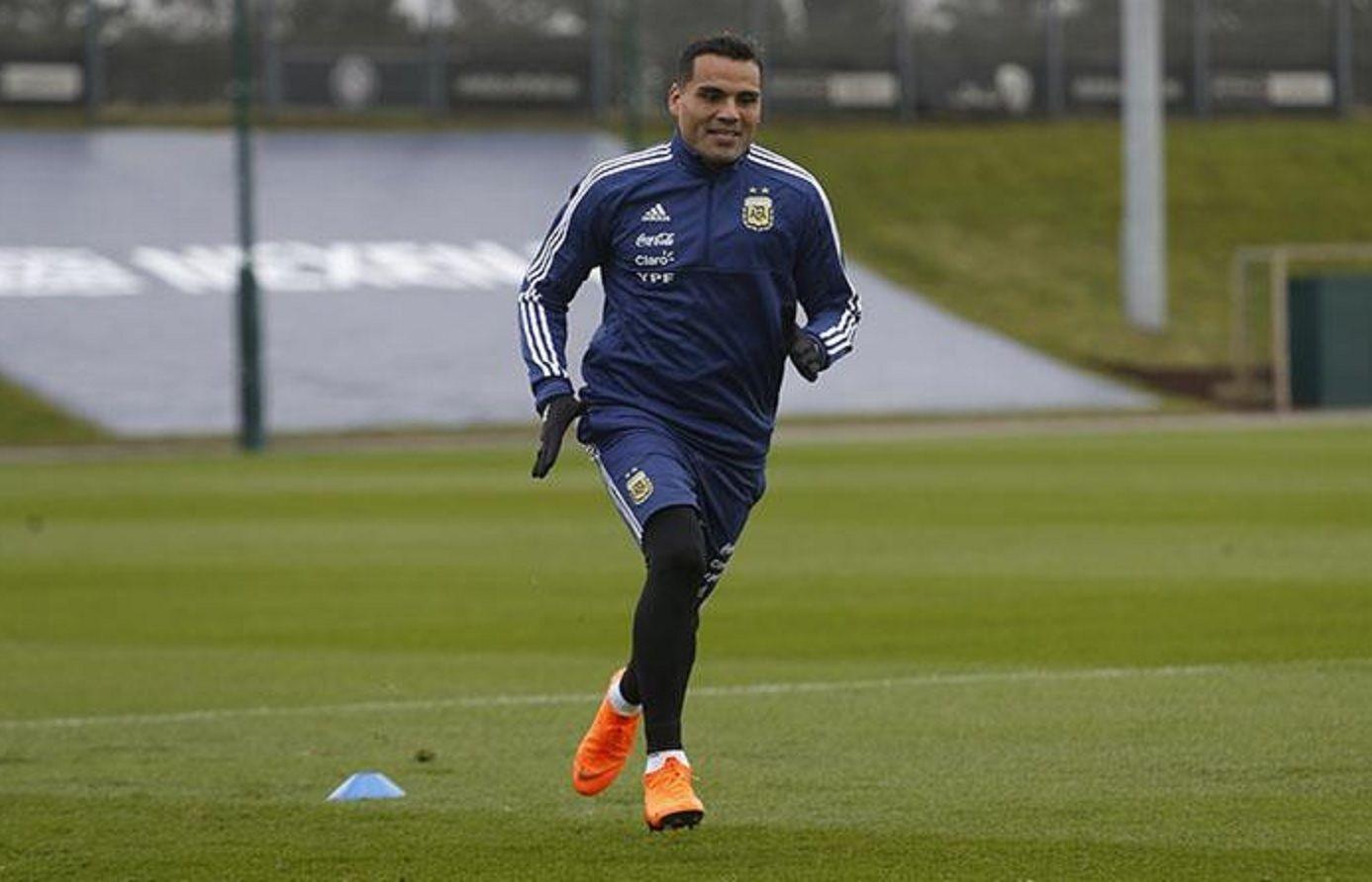 Gabriel Mercado quiere llegar al Mundial