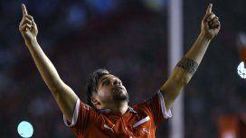 VIDEO El golazo olímpico de Martín Benítez para Independiente
