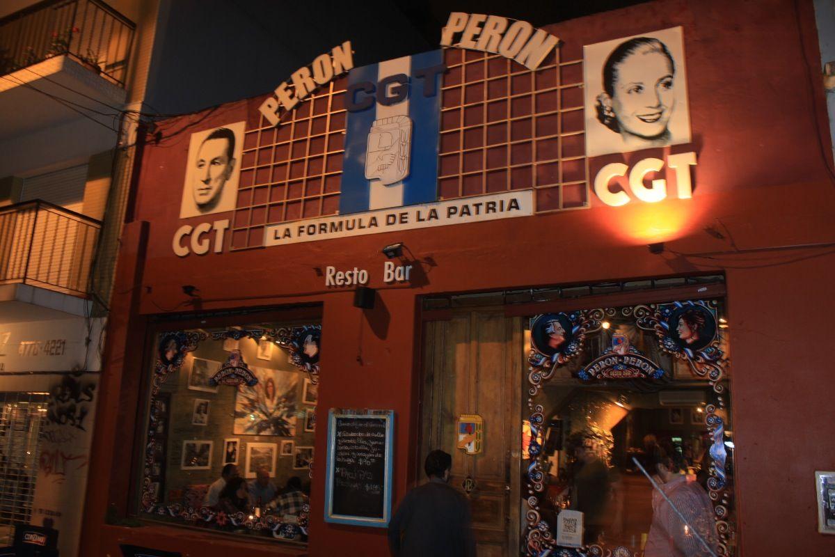 El Perón Perón sigue abierto