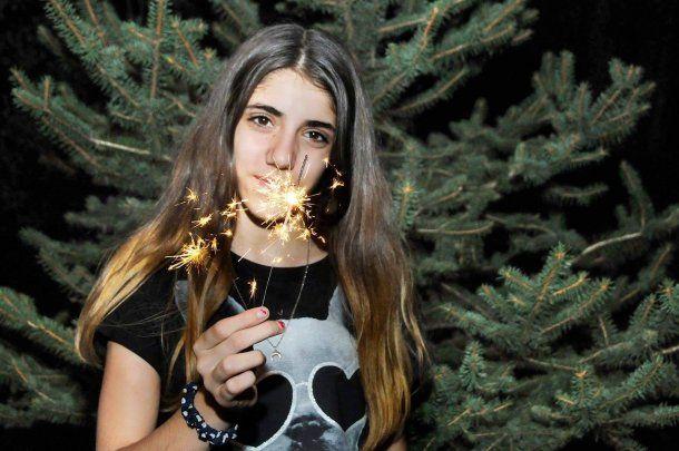 Lara, la joden que se suicidó en el Nacional de La Plata.