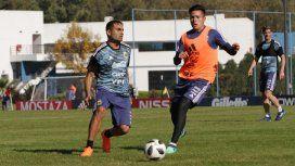 Gabriel Mercado entrena con la Selección - Crédito:@Argentina