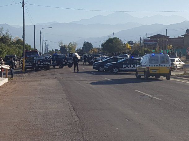 Apuñaló a una embarazada y mató con el auto a dos policías - Crédito: @sebasalas_<div><br></div>