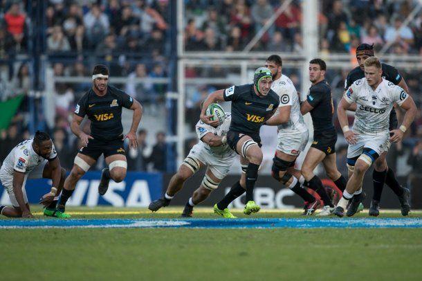 Jaguares derrotó a Sharks en el Súper Rugby - Crédito: @JaguaresARG