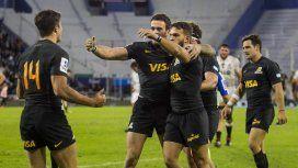 Jaguares derrotó a Sharks en el Súper Rugby - Crédito:@JaguaresARG