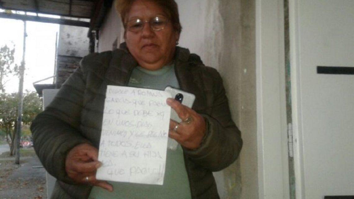 Narcos le balearon la casa - Crédito:Gustavo de los Ríos / La Capital