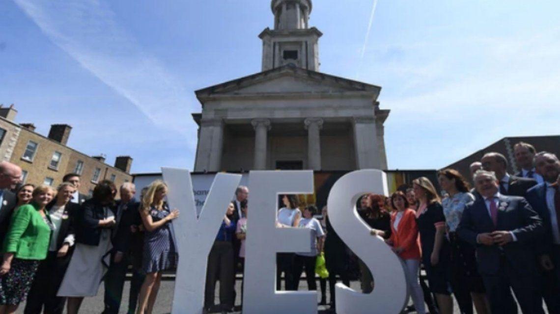 Irlanda: partidarios del No reconocieron la derrota en el referéndum por el aborto