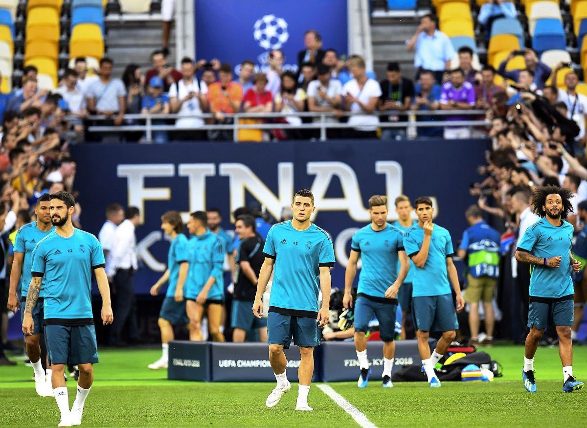 Susto en la sede de la final de la Champions League por una amenaza de bomba