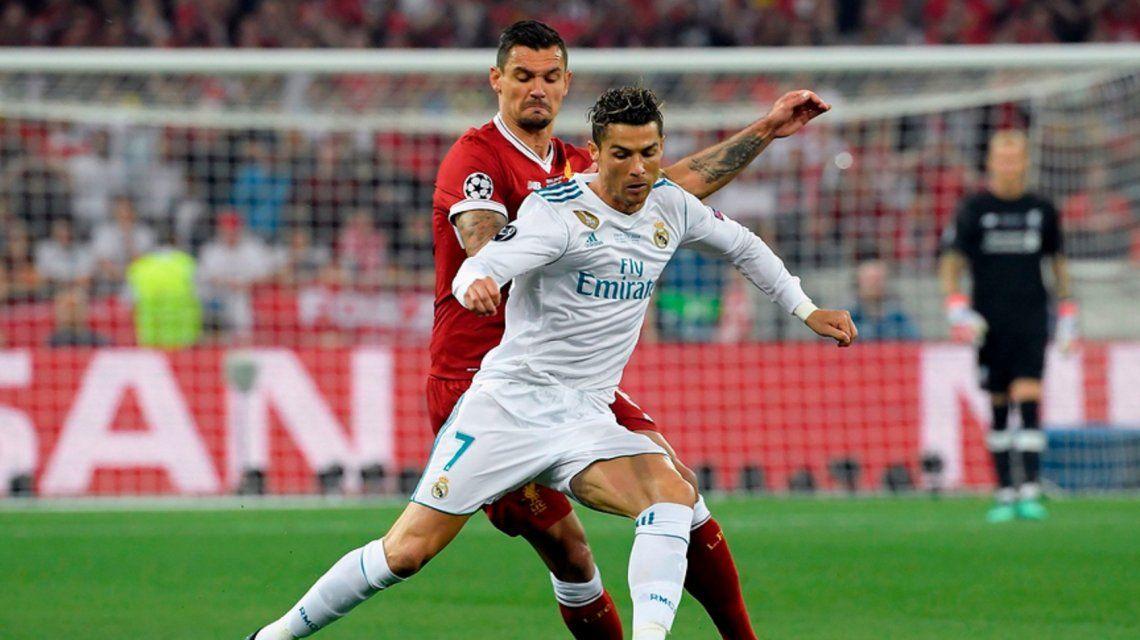 Real Madrid y Liverpool en la final de la Champions League