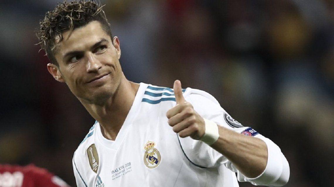 ¿Se va? Cristiano Ronaldo tiró una bomba tras la final: Fue muy bonito estar en el Real Madrid