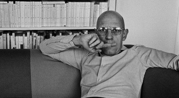Michel Foucault (15 de octubre de 1926-25 de junio de 1984)