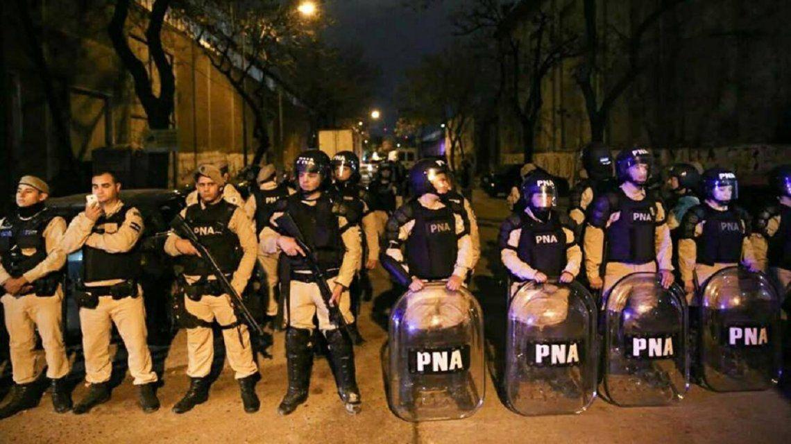 Reprimieron en la Villa 21 y detuvo a un fotógrafo de La garganta poderosa - Crédito: Facebook La Garganta