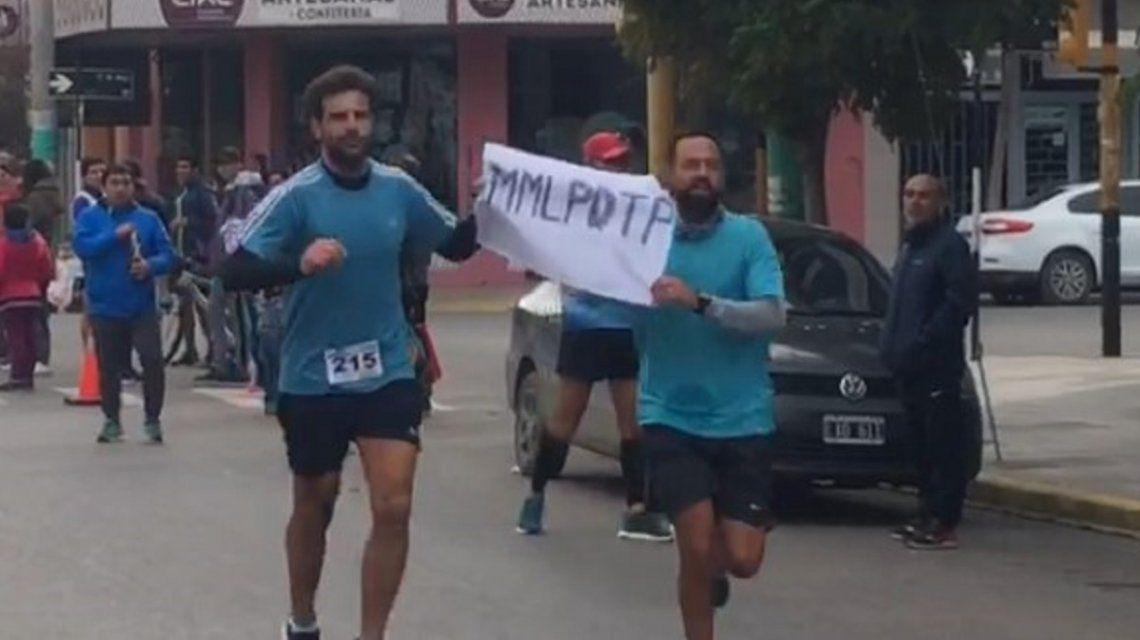 El MMLPQTP llegó al atletismo en Trelew
