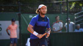 La increíble historia detrás del debut victorioso de Trungelliti en Roland Garros
