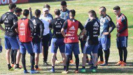 ¿Serán éstos? El probable equipo de Argentina para enfrentar a Haití en La Bombonera