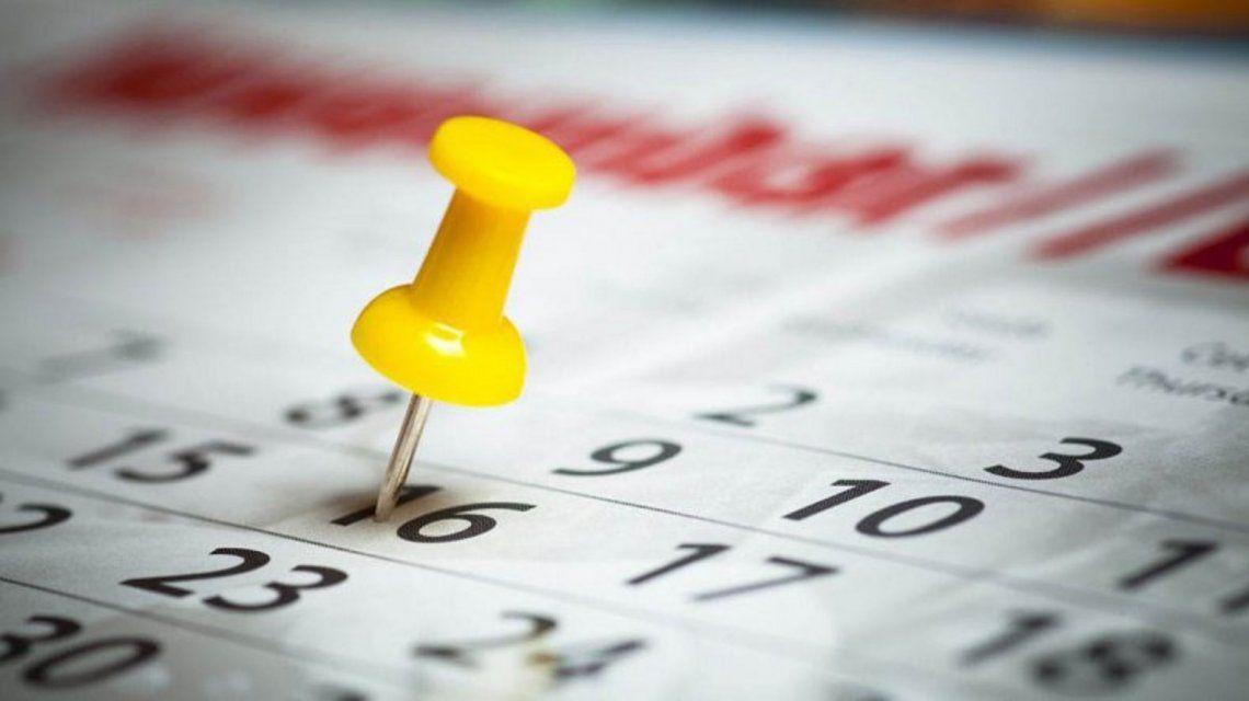 La espera eterna: ¿cuándo es el próximo feriado y fin de semana largo?