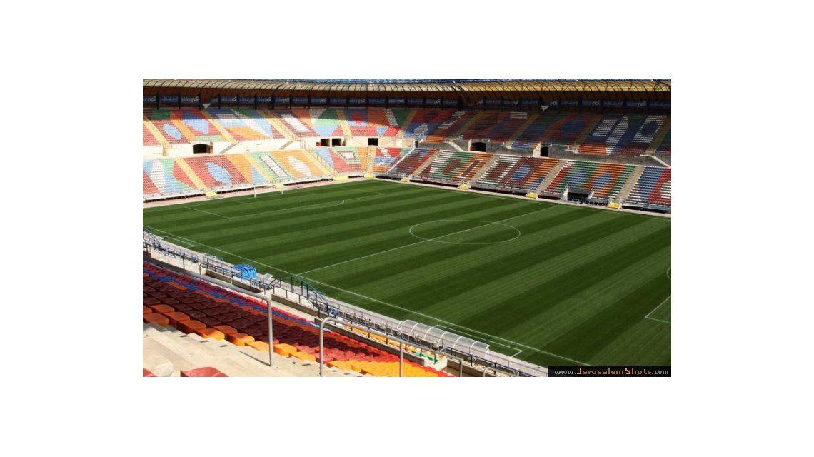 El partido se disputará el sábado 9 de junio en el estadio Teddy de Jerusalén.