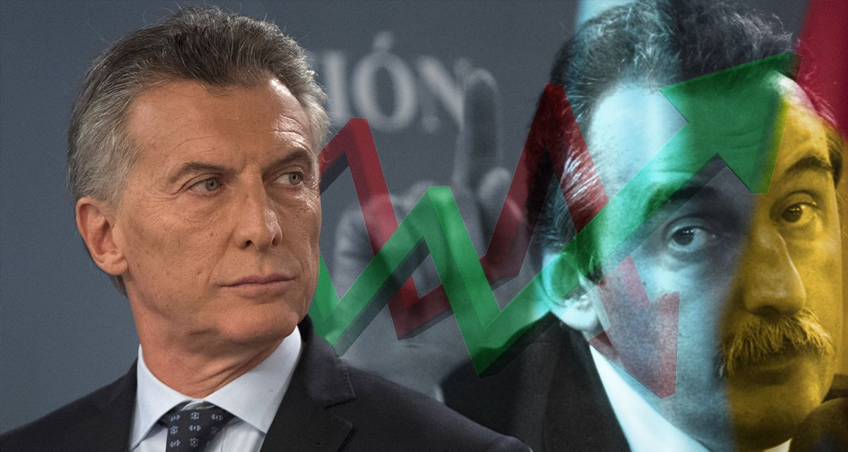 Con el librito de Moreno: el plan de Macri para intentar contener la inflación