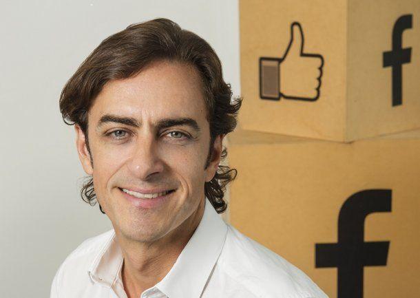 Joao Adao, Director de Facebook para América Latina Cono Sur