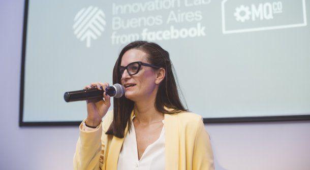 Susana Cipriota, Líder de Programas para Desarrolladores de Facebook Latinoamérica