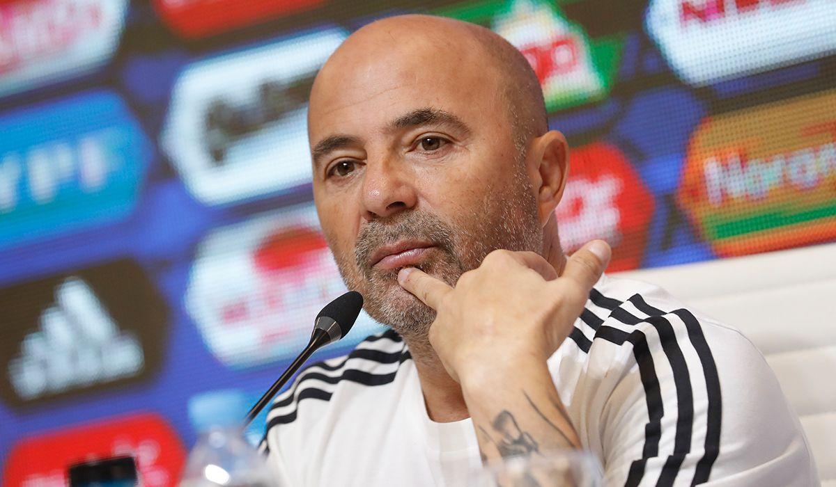 Sampaoli le dará las noches libres a los jugadores antes del Mundial
