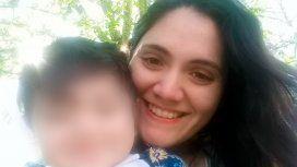 Marcela fue encontrada sin vida envuelta en una frazada en su casa