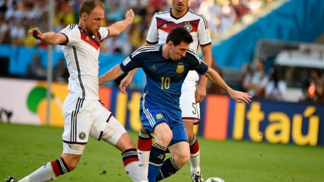 La pesadilla argentina: la amenaza de Alemania a la Selección en Twitter