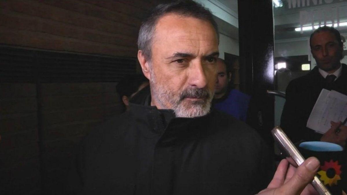 Corcho Rodríguez se presentó ante el juez Bonadio y negó las acusaciones en su contra