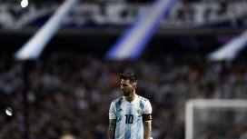 VIDEO: Messi y Pavón, los más ovacionados de la Selección en La Bombonera