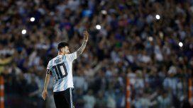 14 meses de maleficio: Messi marcó el primer gol argentino de local de la era Sampaoli