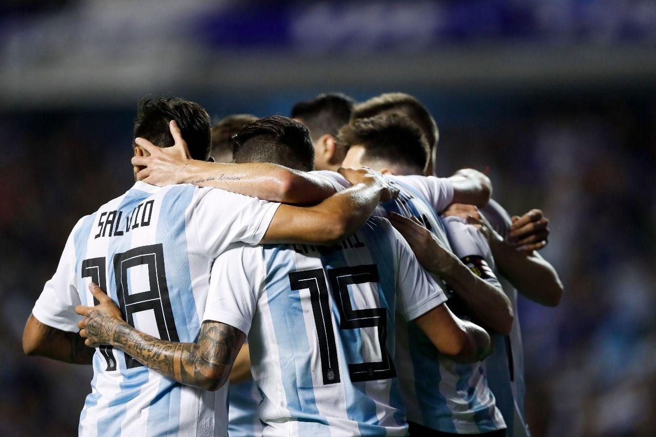 Argentina se va a Europa soñando con la gloria