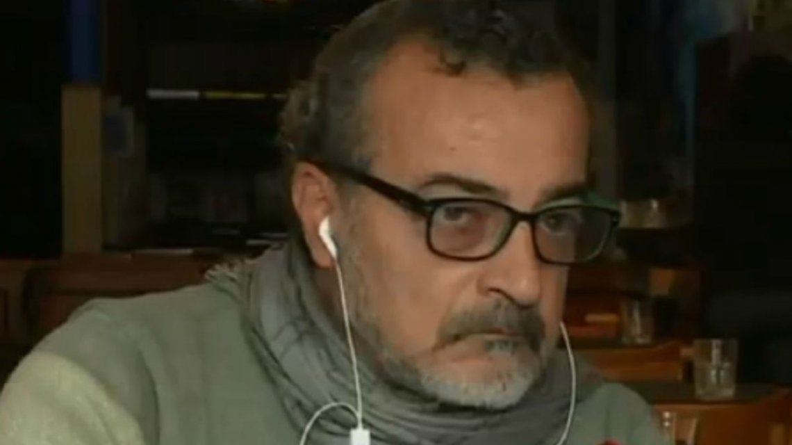 Horacio Ávila es el director del centro en el que trabajaba Guevara