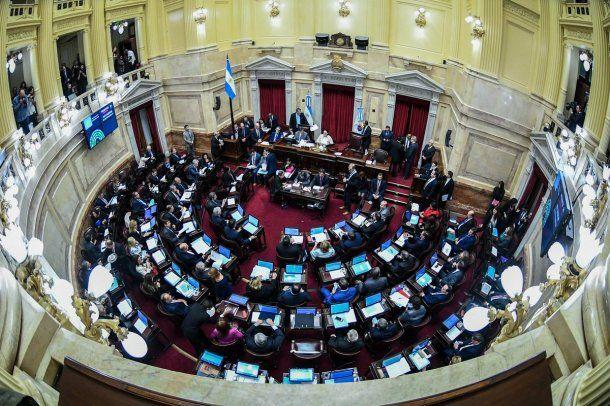 Se prevé que la votación en el Senado se haga a las 2 de la mañana del jueves