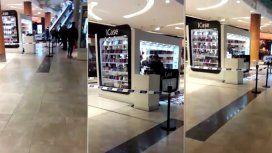 Allanaron 14 shoppings de Capital y Gran Buenos Aires por infracción a la ley de marcas