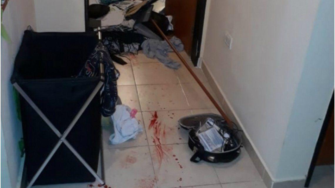 Escucharon gritos, llamaron a la policía y llegó cuando era atacada: Iba a matarla